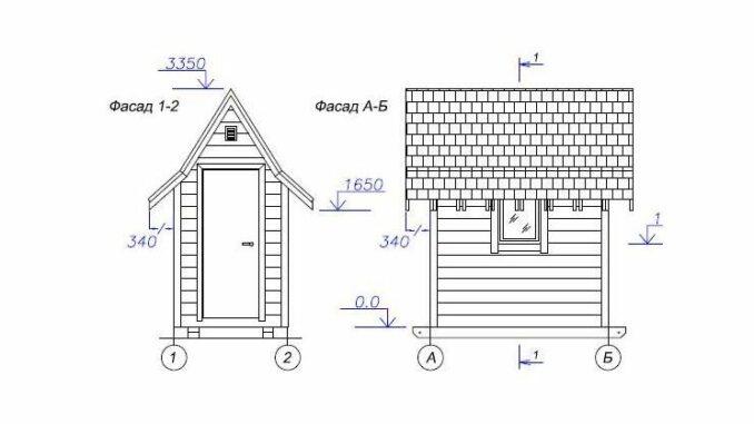 Детский деревянный домик своими руками чертежи строительство