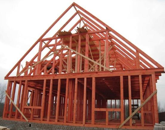 Сколько стоит построить дом 6-6 своими руками